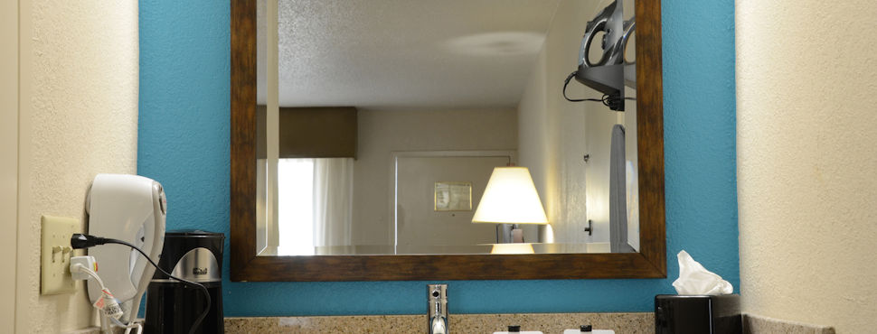 Vanity Bathroom Upgrades at Baymont Inn & Suites