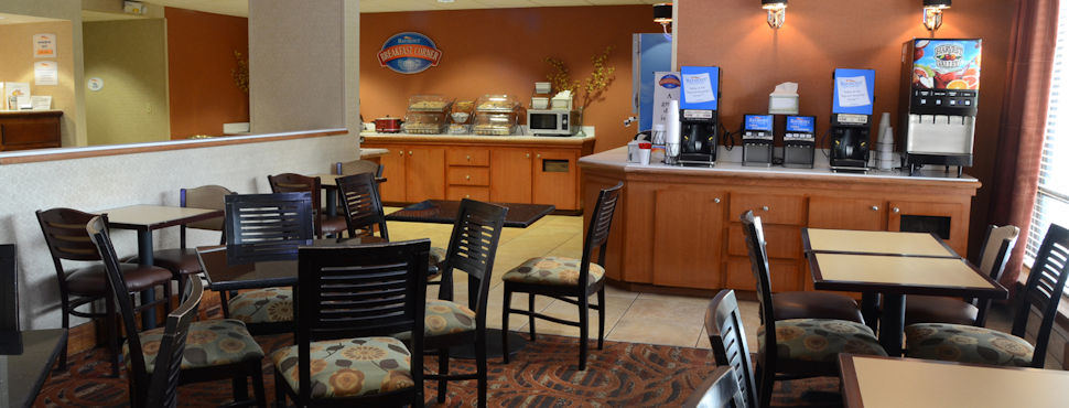 Breakfast Corner - Baymont By Wyndham at Nashville Airport