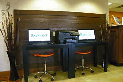 Baymont Inn Suites - Nashville - Business Center