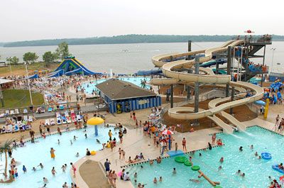 Nashville Shores Water Park