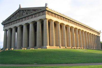 The Parthenon - Centennial Park