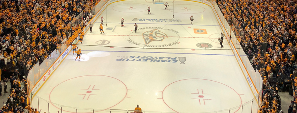 nashville predators hockey slide