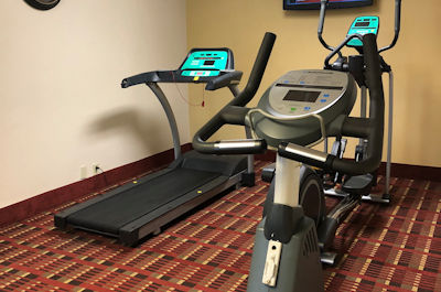Baymont Inn and Suites Nashville TN Exercise Fitness Room Small
